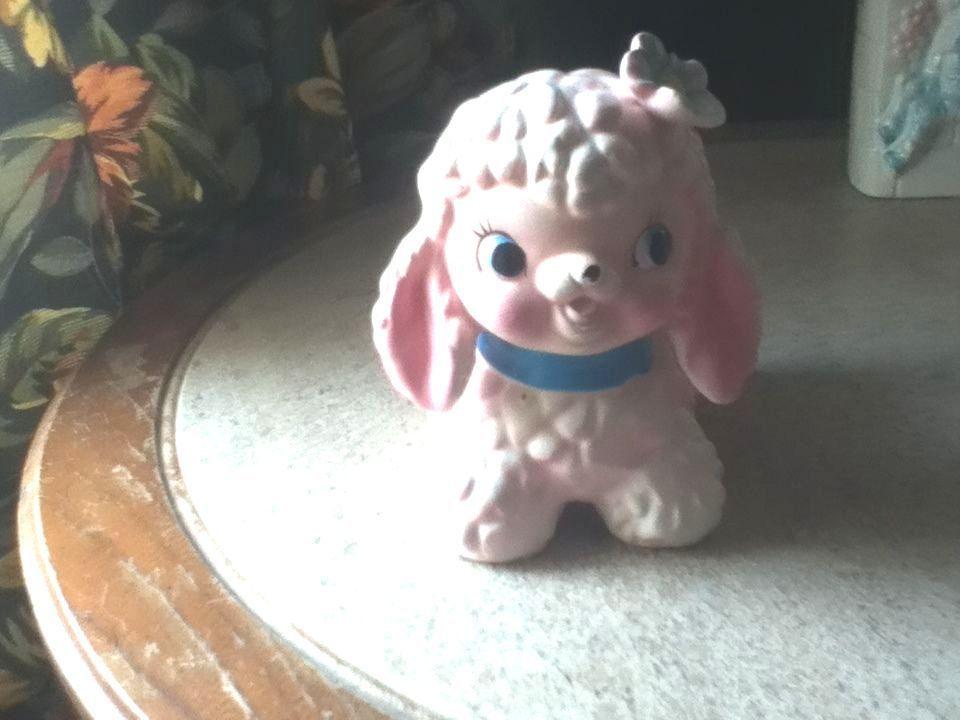 Vintage 50's Baby Boomer Lamb Planter - JAPAN - Inarco ...