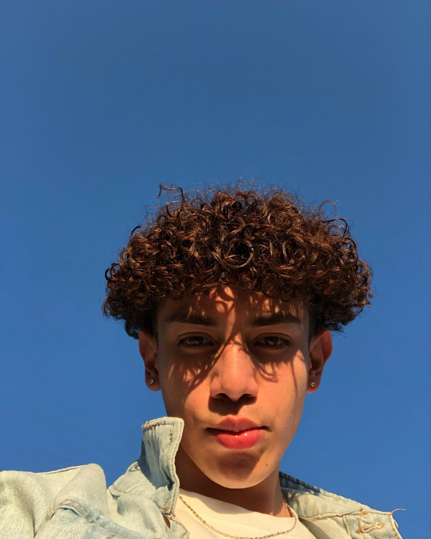 Julian Barboza New Favorite Shirts Stalkhub In 2020 Boys With Curly Hair Cute Mexican Boys Beauty Tips For Glowing Skin