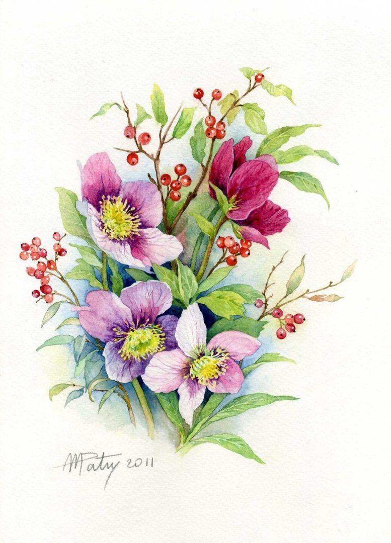 Anne Marie Patry Belluteau 39 Fotografij In 2020 Flower Art