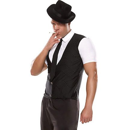 halloween ideas his old school vegas gangster costume - Halloween Mobster Costumes