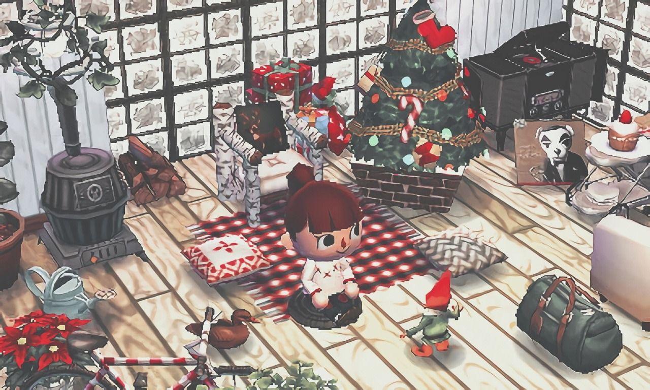 13++ Christmas tree animal crossing ideas