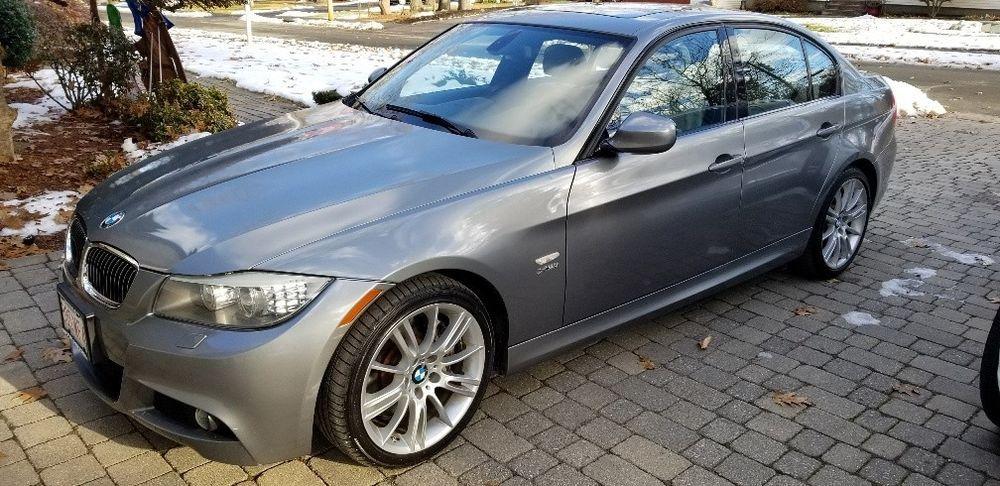 EBay BMW Series XI AWD ONLY ORIGINAL MILES - 2011 bmw 335xi