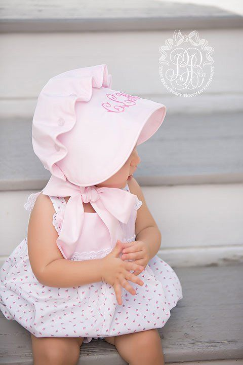 b6ac6dcca7 Bitsy Bubble - Port Royal Rosebud with Plantation Pink | The Beaufort  Bonnet Company