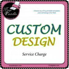 Custom Design Sevice Charge for Boop Printables printablecraft cudigitals.com cu commercial scrap scrapbook digital graphics#digitalscrapbooking #photoshop #digiscrap