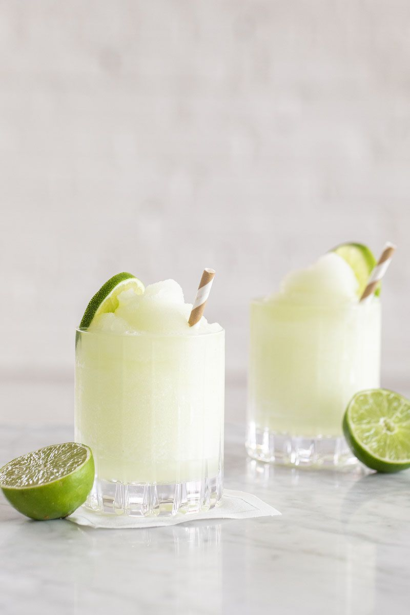 Frozen Gin and Tonic Recipe - Sugar and Charm