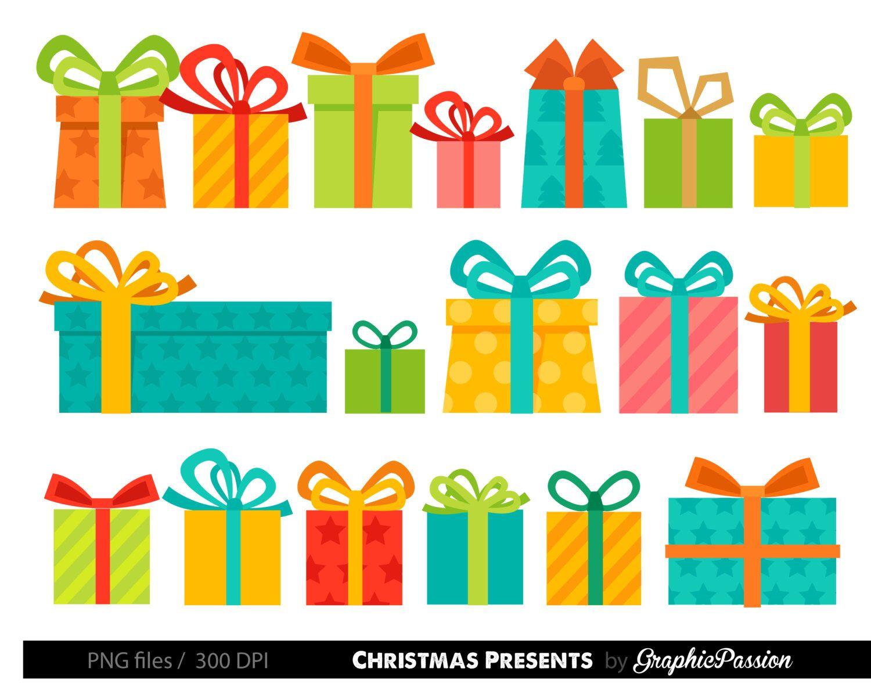 Green Present Clip Art at Clker.com - vector clip art online, royalty free  & public domain