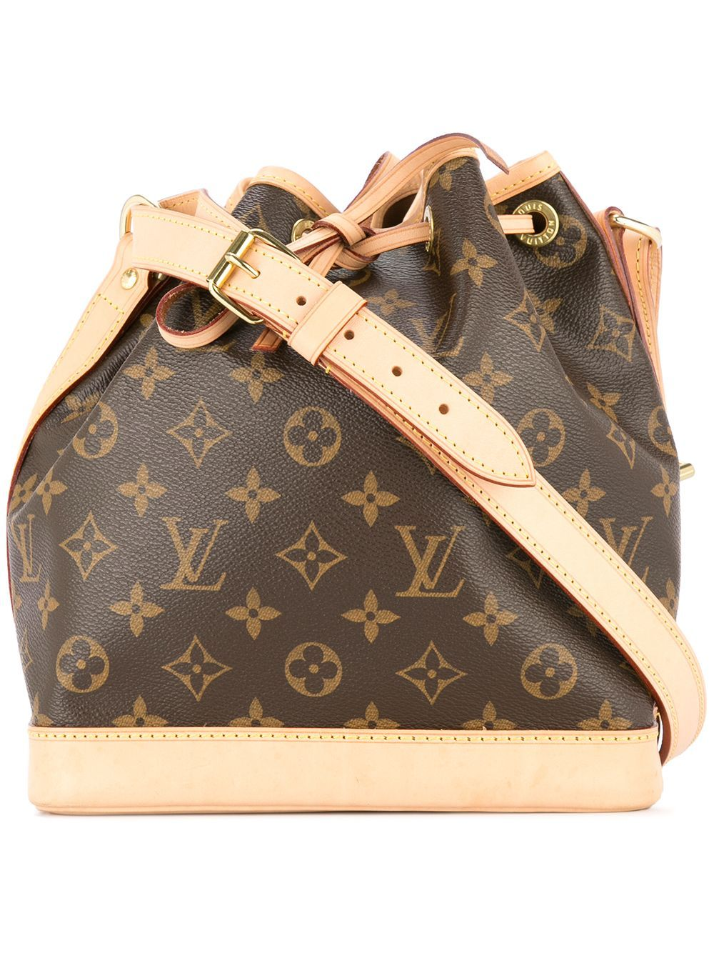 Pre Owned Louis Vuitton Pre Owned Noe Bb In Brown Modesens Louis Vuitton Pre Owned Louis Vuitton Vuitton