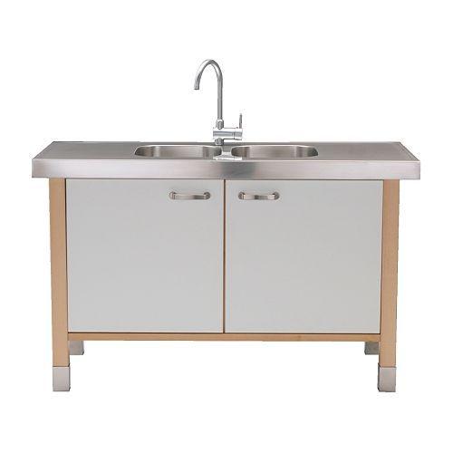 kitchen stand free standing sink
