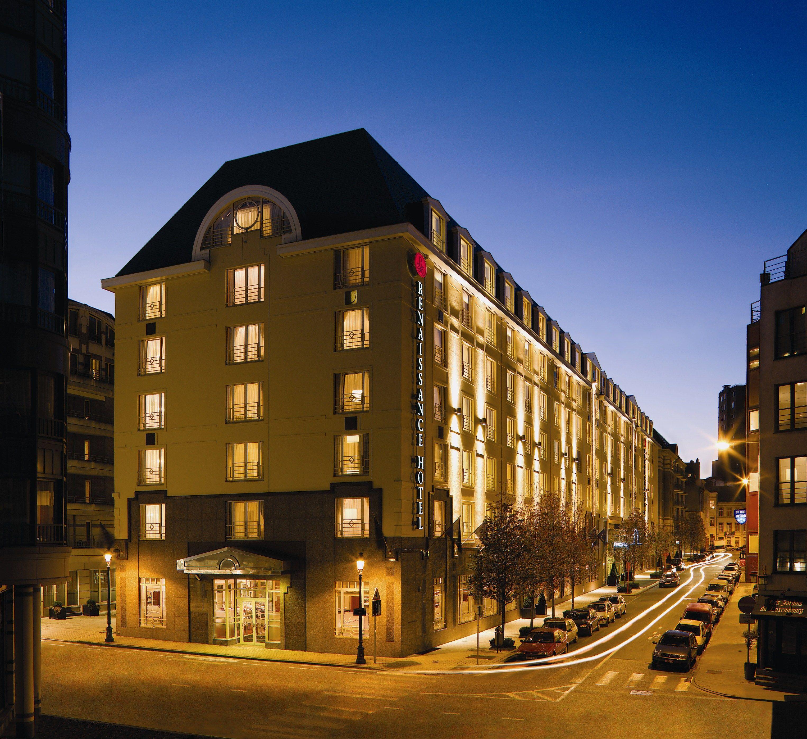 Renaissance Hotel Ixelles Brussels Belgium