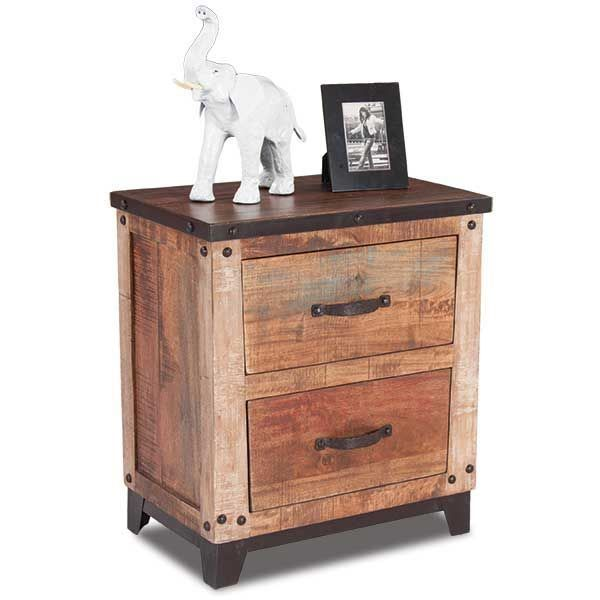 American Furniture Warehouse Online Shopping: Antique Collection Nightstand By Artisan Home By IFD Is
