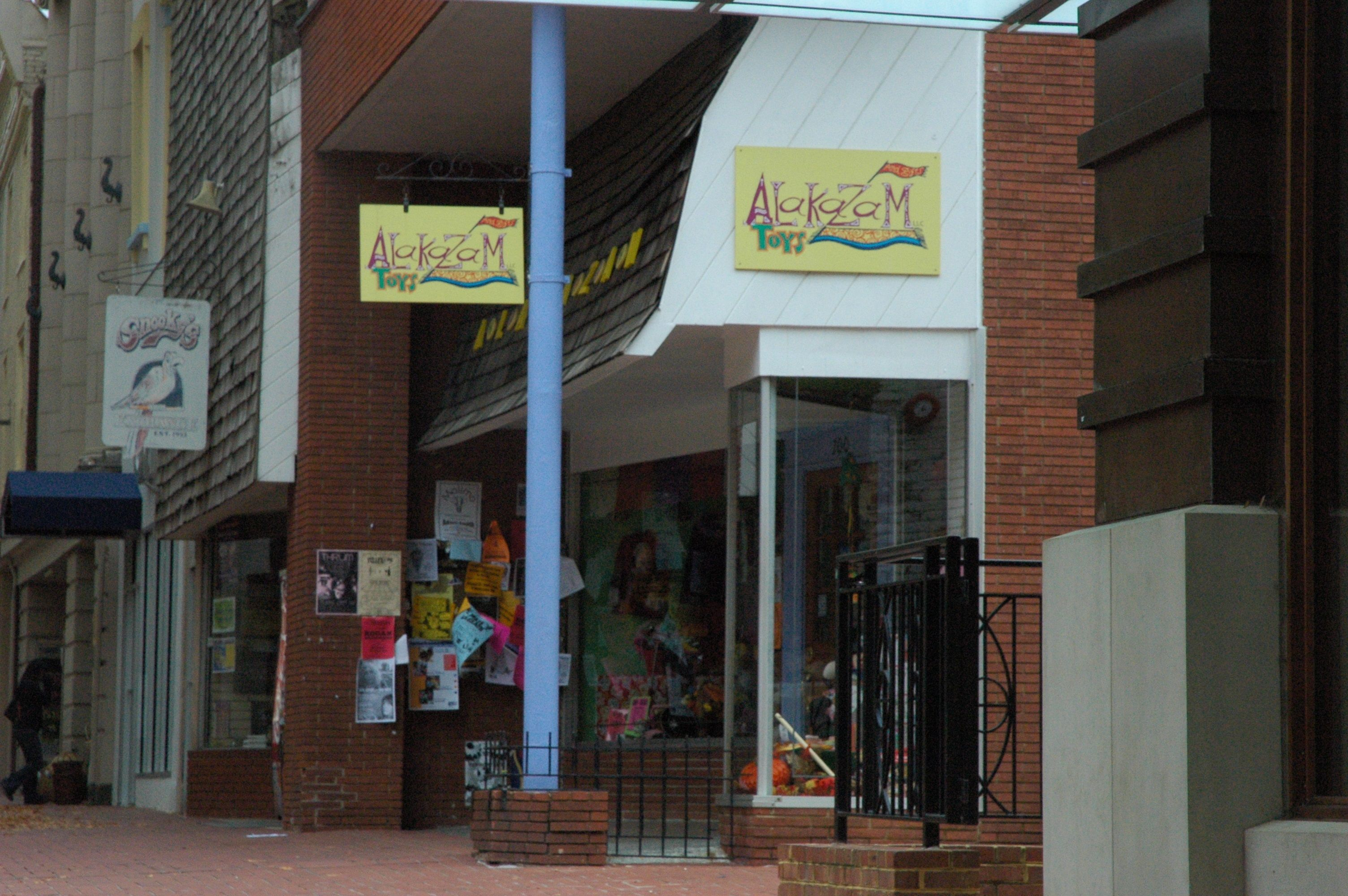 This Popular Toy Store Is Located On Charlottesville Historic