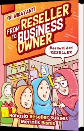 Pola Pikir Agar Menjadi Reseller Beromset Milyaran 5 Pilar Utama Yang Bikin Reseller Jadi Business Owner Strategi Launching Produk Yang Buku Bisnis Produk Buku