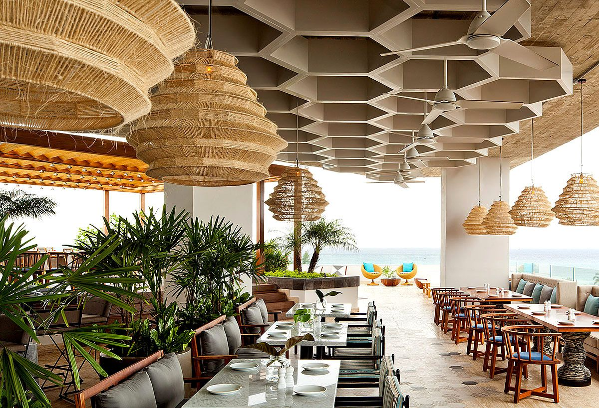 5 hoteles en el caribe | deco interiors, resort style and roof top