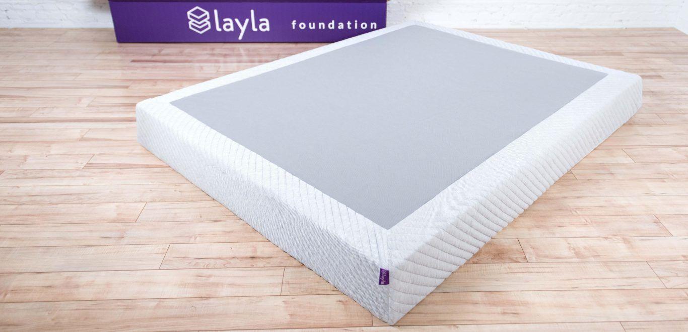 Mattress Foundation: Memory Foam Bed Base & Box Spring