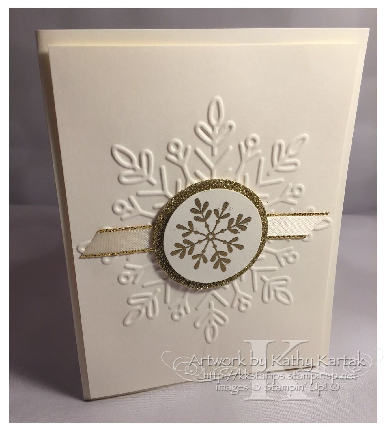 Sparkling Snowflake -    #stampinup #faithfulinkspirations When I saw the Winter Wonder Textured Impressions Folder in the Stampin' Up catalog, I knew I had to h…  Sparkling Snowflake  Elizabeth Starr estarr10 Christmas cards #stampinup #faithfulinkspirations When I saw the Winter Wonder Textured Impressions Folder in the Stampin' Up catalog, I knew I had to h…  Elizabeth Starr  #stampinup #faithfulinkspirations When I saw the Winter Wonder Textured Impressions Folder in the Stampin' Up catalog