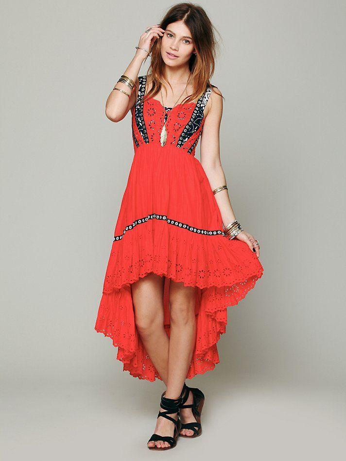 f01ea0db7e94 Free People Bossa Nova Dress at Free People Clothing Boutique | New ...