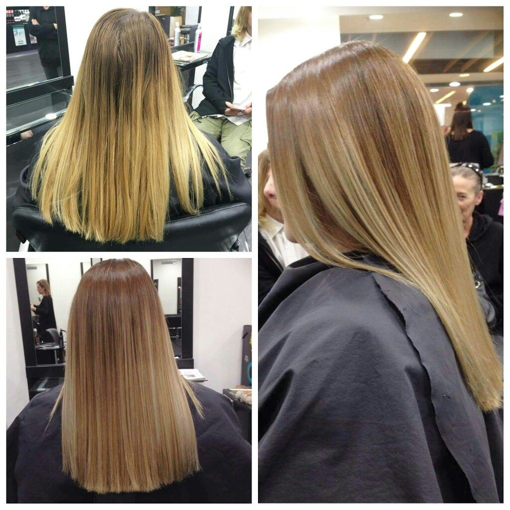 A Refresh Colour That Had Just Gone Too Brassy Roots Vol - Hair colour just for roots