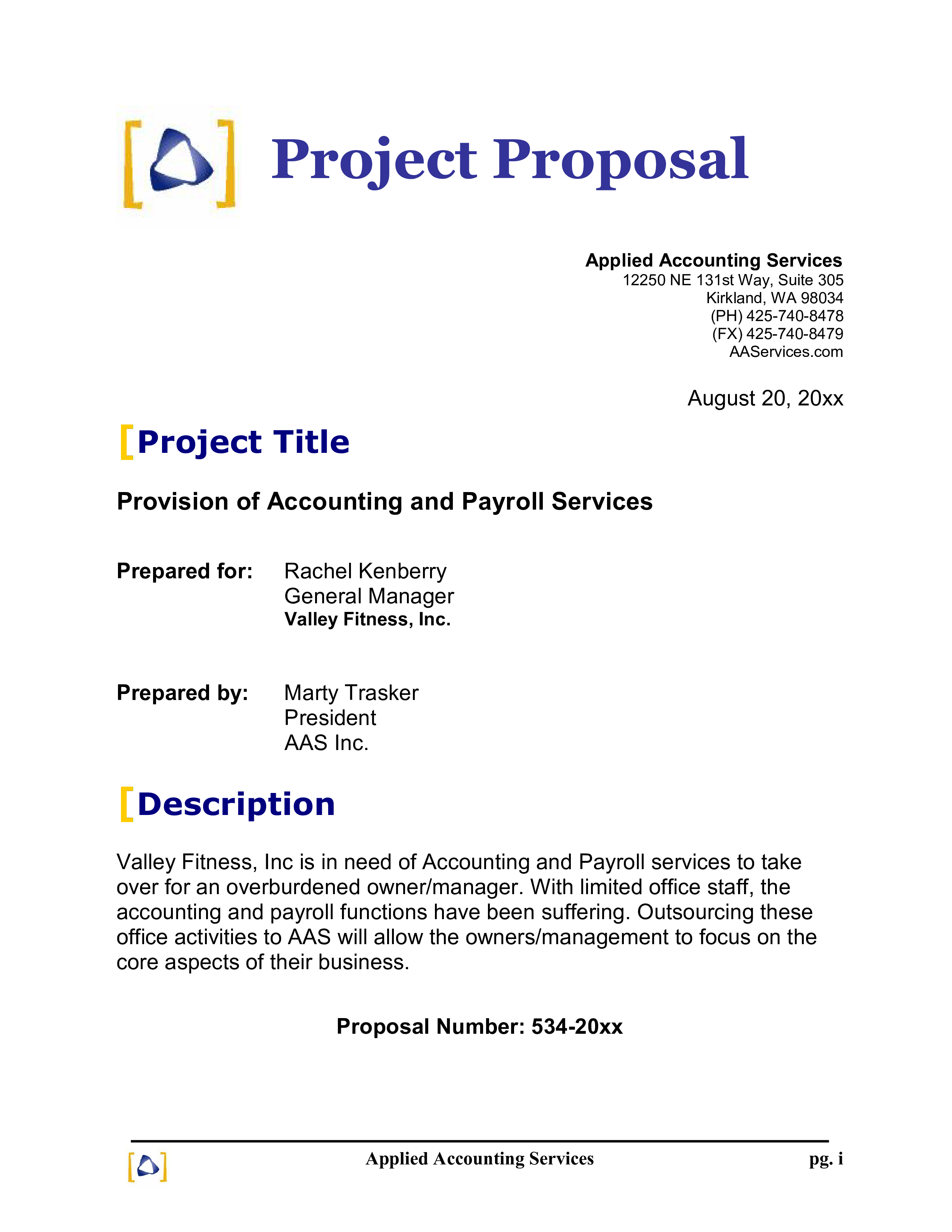 How to draft a strong Business Project Proposal? An easy