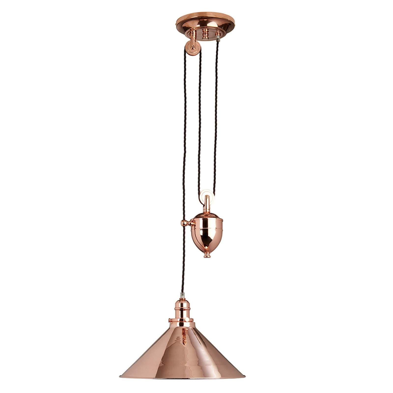 Deckenbeleuchtung Wohnraum Flur Schlafzimmer LED Deckenlampe Bronze 85cm