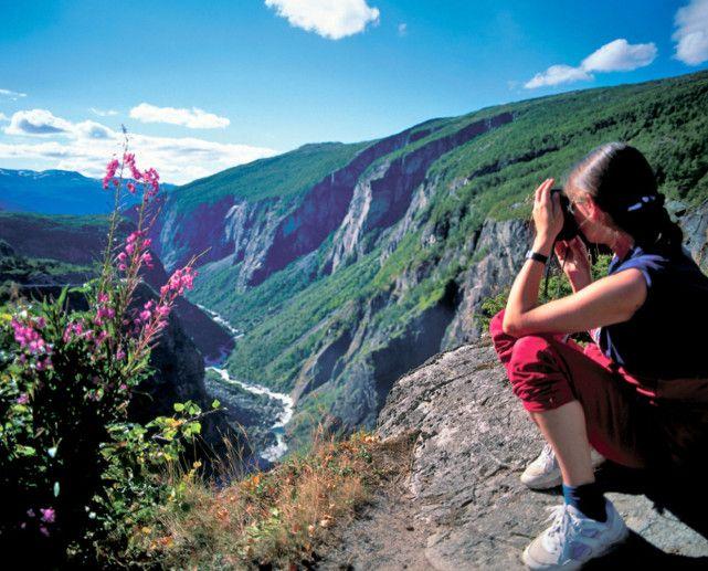 Hvorfor ikke følge veiene gjennom Norges vakre natur i sommer? Landet vårt har kanskje mer å by på enn du tror.
