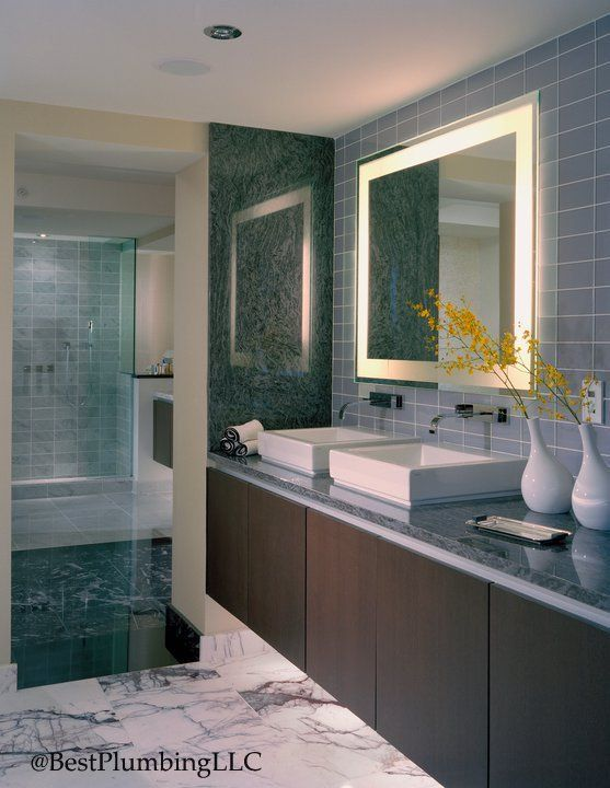 Electric Mirror Available Best Plumbing Seattle Wa 206 633