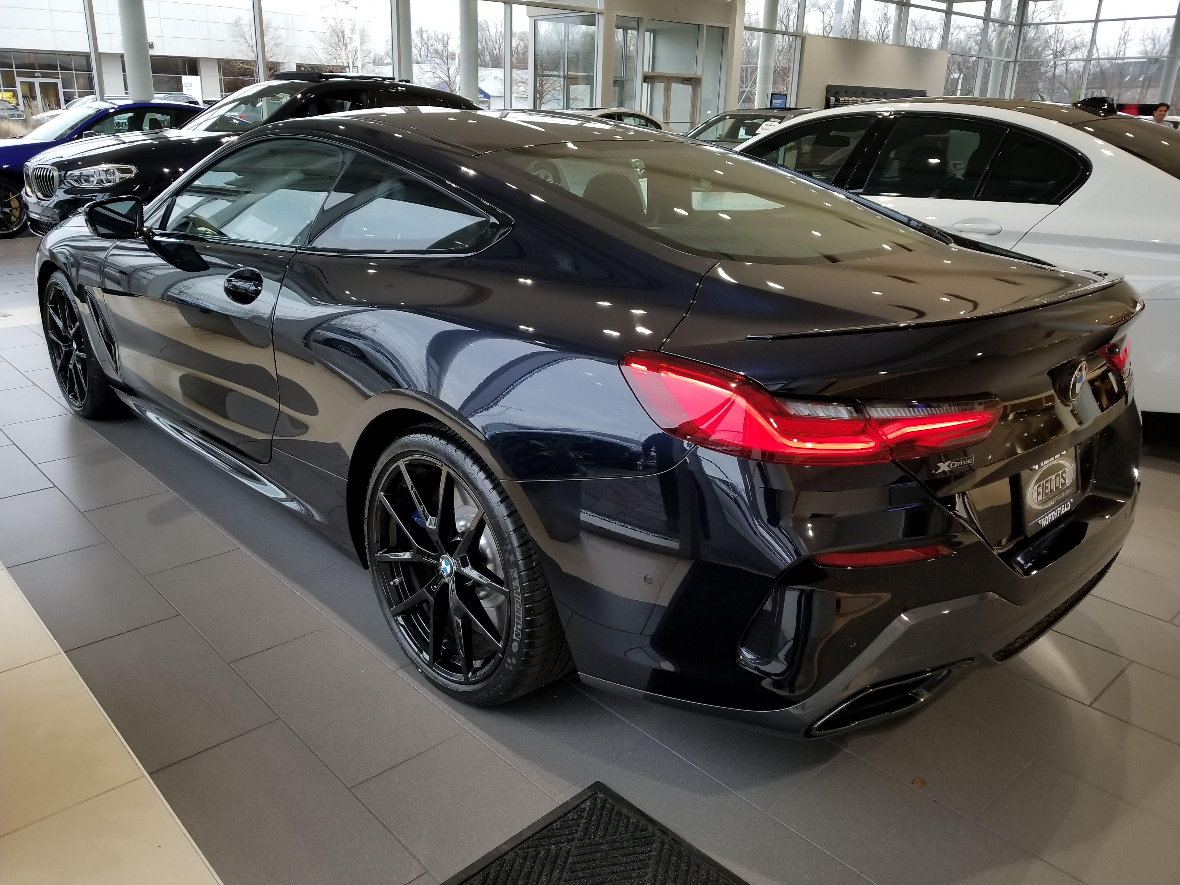 We Recently Acquired This Phenomenal 2019 Bmw M850i In Carbonblack Stock 45070 Which Is Now In Our Showroom Stop Bmw Sports Cars Luxury Bmw Dealership