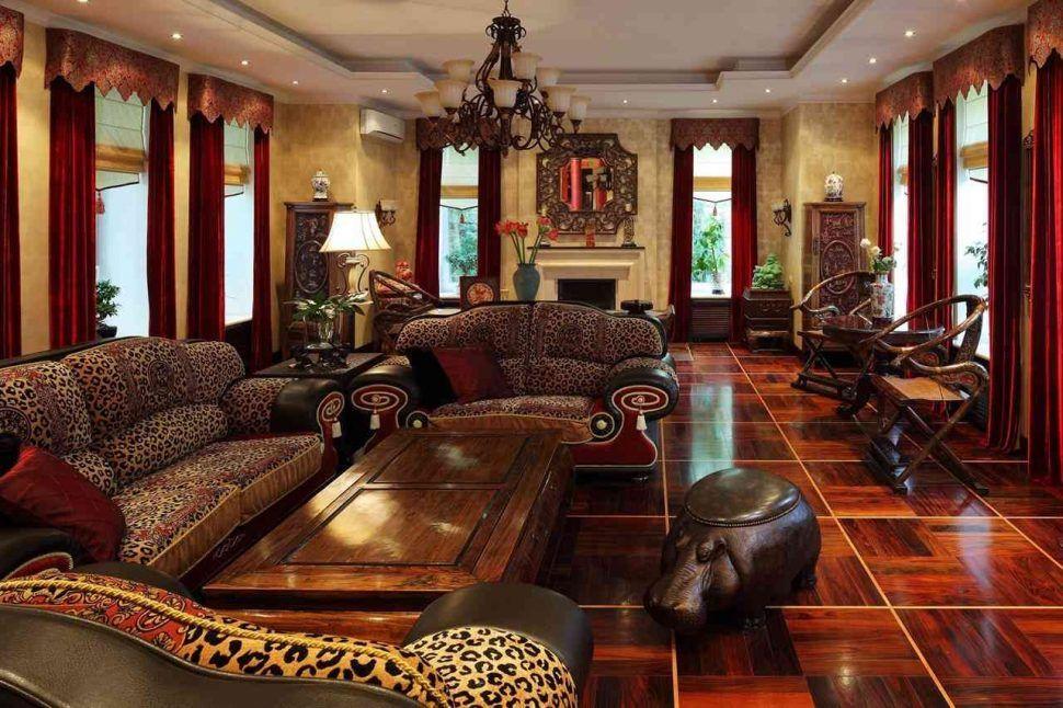 livingroomAfrican Decor Ideas For Living Room Animal