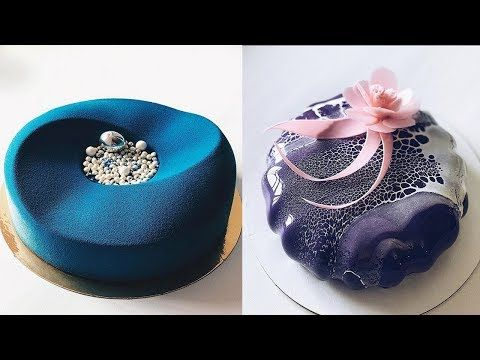 Amazing Cakes Decorating Tutorials - CAKE STYLE 2017 - Most Satisfying Cake Decorating Video - YouTube #cakedecoratingvideos