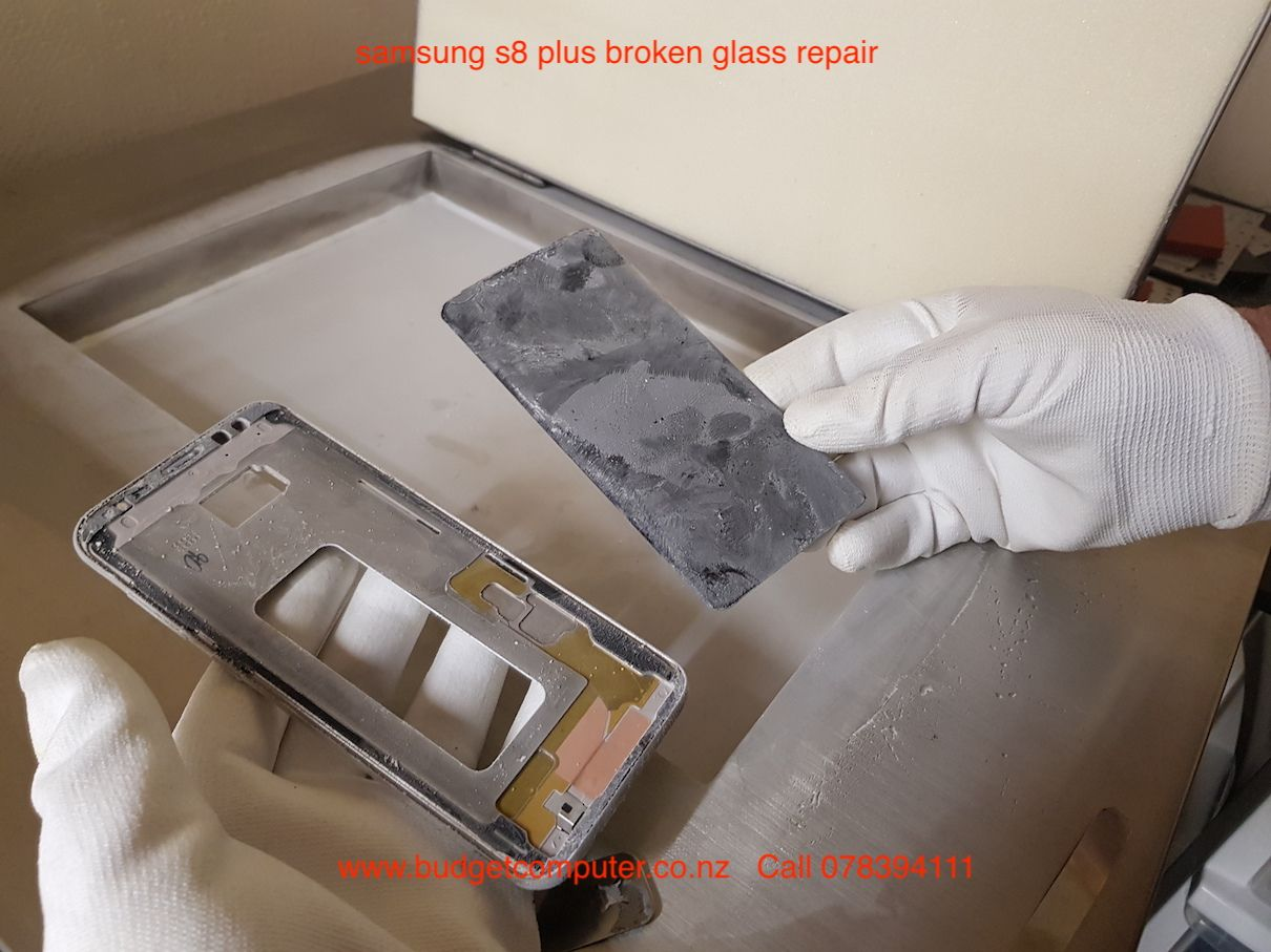 samsung s8 plus broken glass repair in hamilton | samsung galaxy