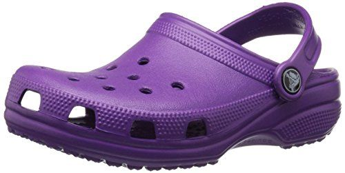 crocs Crocband II.5 Clog Kids, Unisex - Kinder Clogs, Rot (Red/Navy), 19/21 EU