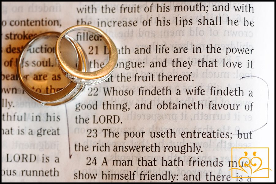 Wedding Scriptures From The Bible Need a guestbook have the king