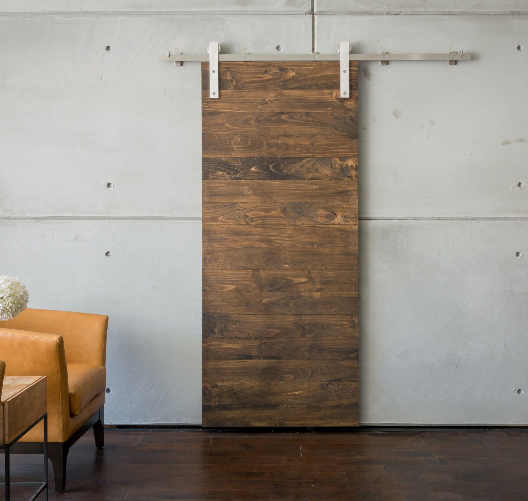 Horizontal Panel Interior Door Nest Pinterest Barn Doors
