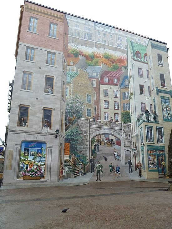 French Artists Painted This In Quebec Canada Places I Have