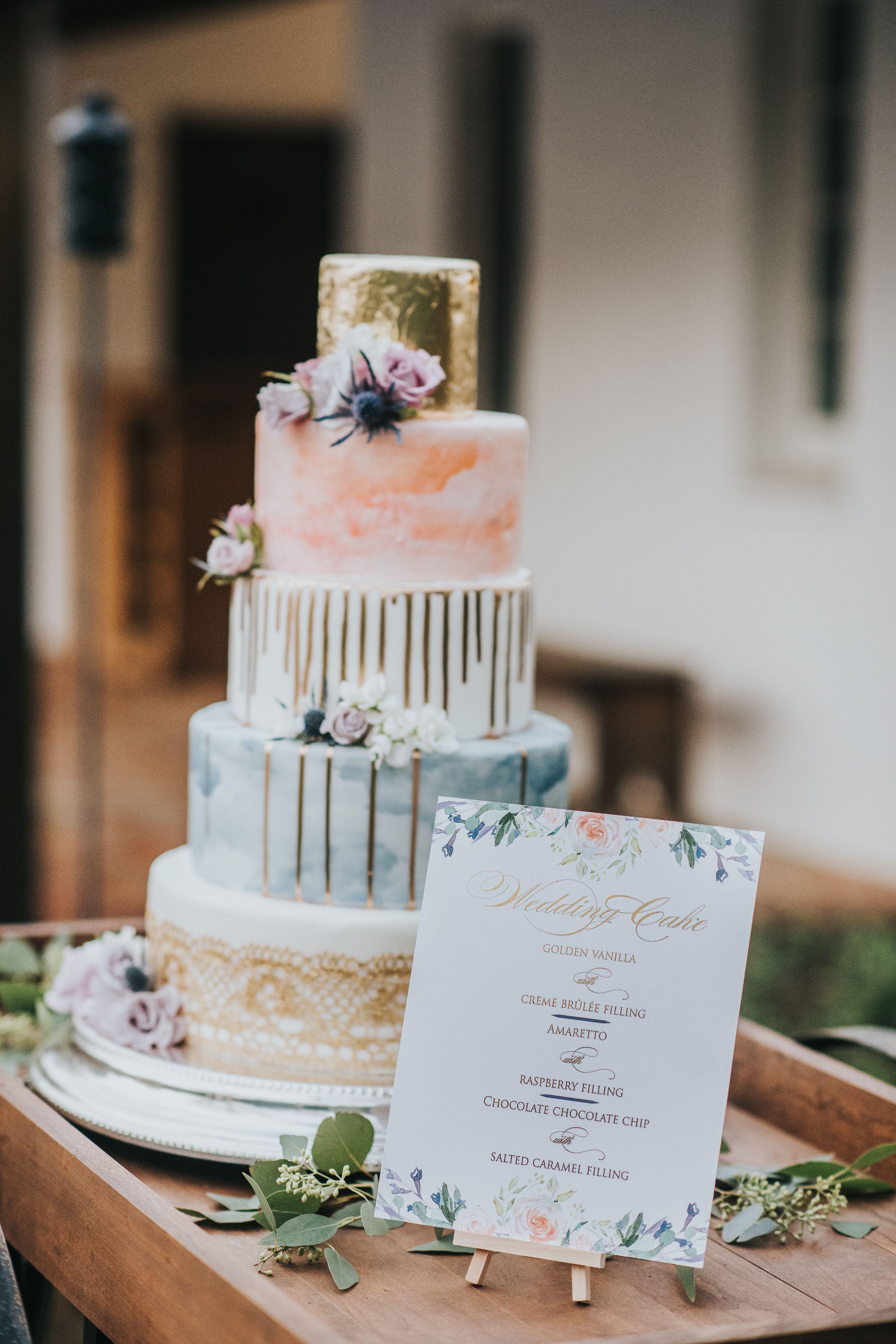 23+ Rose gold wedding palette ideas