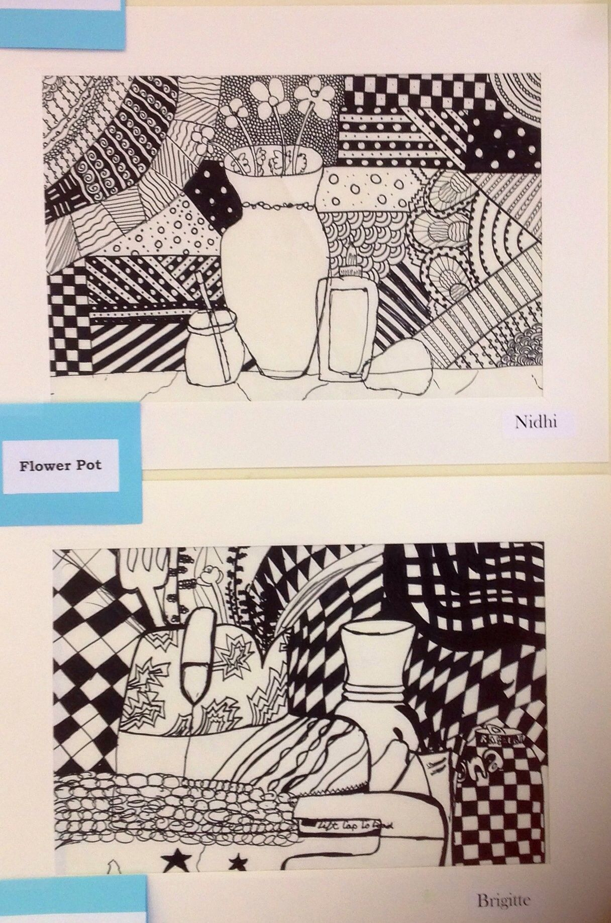 Contour Line And Patterns