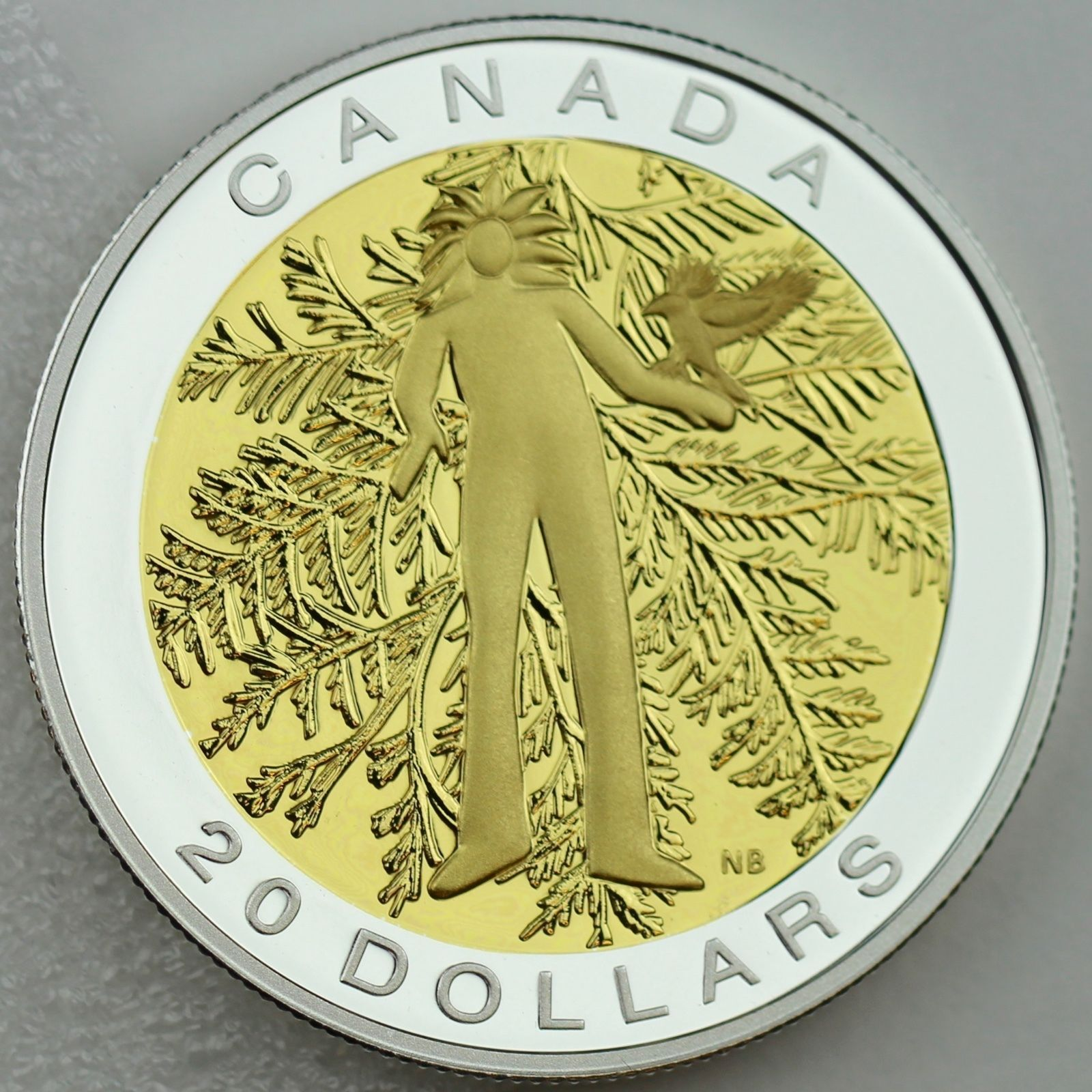 2014 20 7 Sacred Teachings Honesty Kitch Sabe Raven 1 Oz Pure Silver Gold Proof Ebay In 2020 Coins Silver Bullion Silver Coins