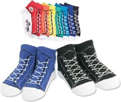 stocking stuffers! Baby Loopies Organic Socks - Sneakers