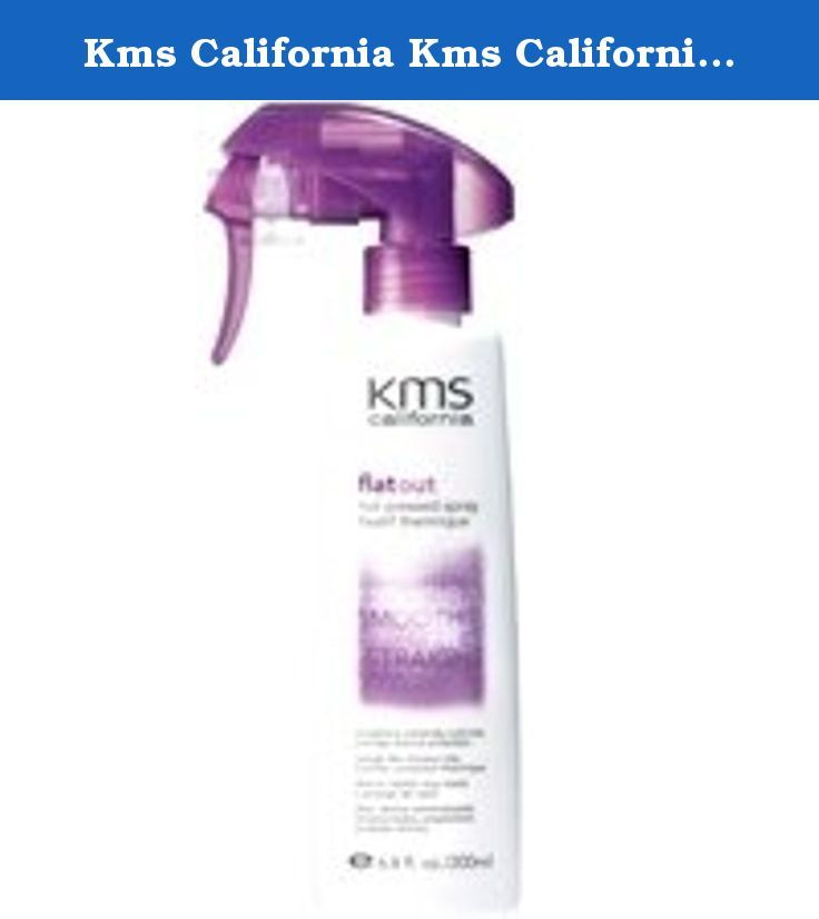 Kms California Kms California Flat Out Hot Pressed Spray 200ml Kms