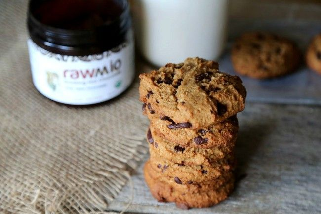 Chocolate chip cookies that are gluten free, vegan and delicious? Stop being tempted, these will a dessert you can't resist!
