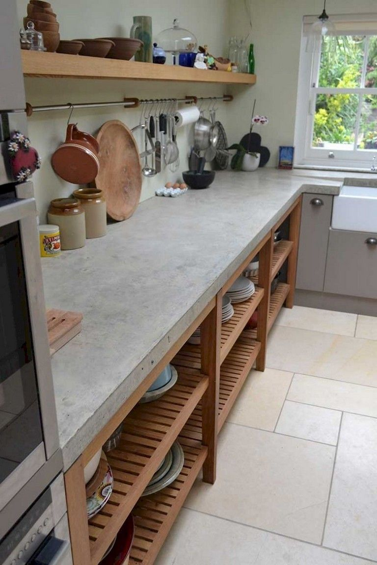 36 DIY Wooden Project for Kitchen Storage In Your House #cabinetorganization