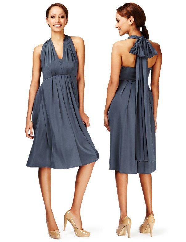 M&S Collection Slinky Multiway Dress - Marks & Spencer | My M&S ...
