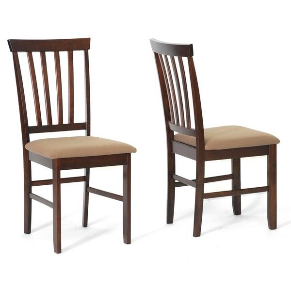 Dining Chairs Deals: OVERSTOCK - Tiffany Dining Chairs (Set Of 2)
