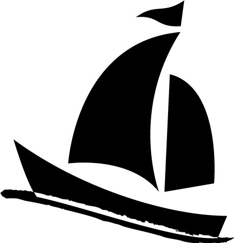 Boot, Druckvorlage