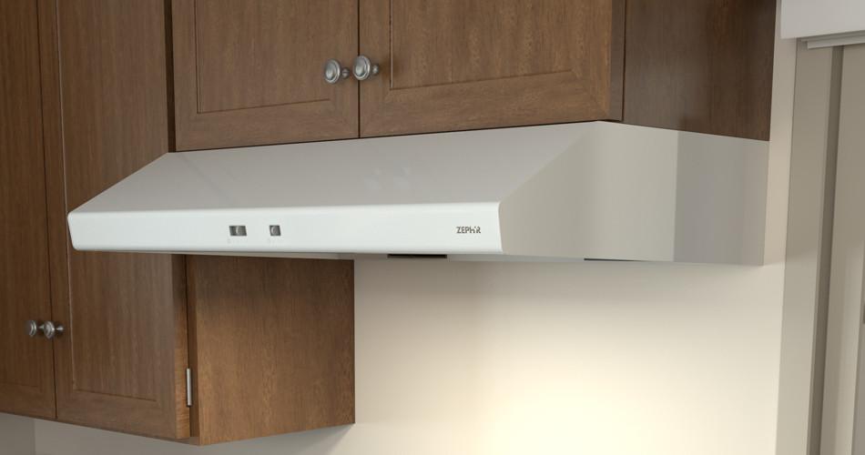 Zephyr 36 Under Cabinet Range Hood White Ak6536bw Home Repairs Under Cabinet Ventilation Hood