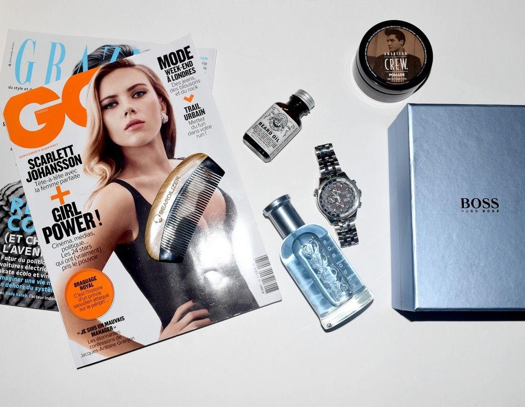 Boss Bottled Tonic Nouveau Parfum Homme Par Hugo Boss Test Avis