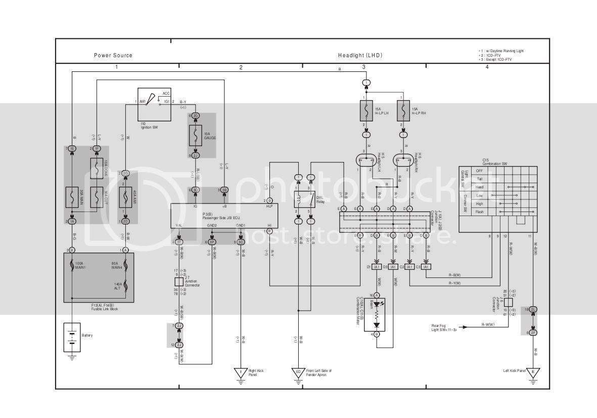 Wiring Diagram For Toyota Hilux D4d 3 Electrical Wiring Diagram Toyota Hilux Electrical Wiring