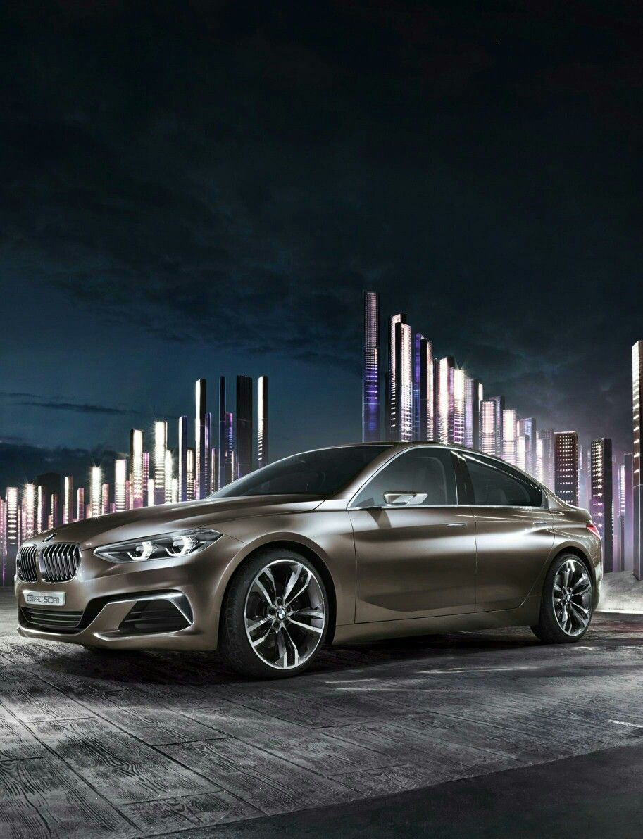 Bmw has chosen auto guangzhou one of the largest international motor shows in china to present the company s vision of a four door sedan for the compact