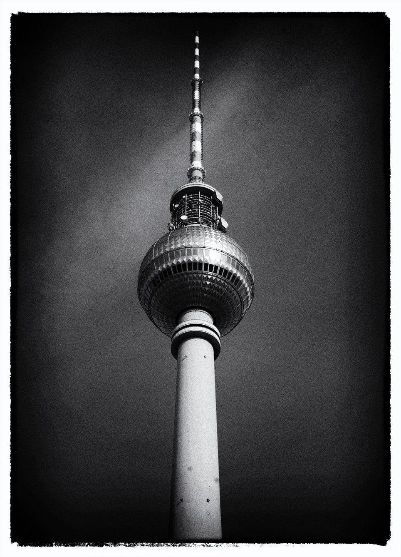 Fototapete, Berliner Fernsehturm (Nr. 9974) www