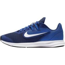 Photo of Nike girls running shoes downshifter 9, size 36 ½ in deep royal blue / white-game royal-bl, size 36 ½