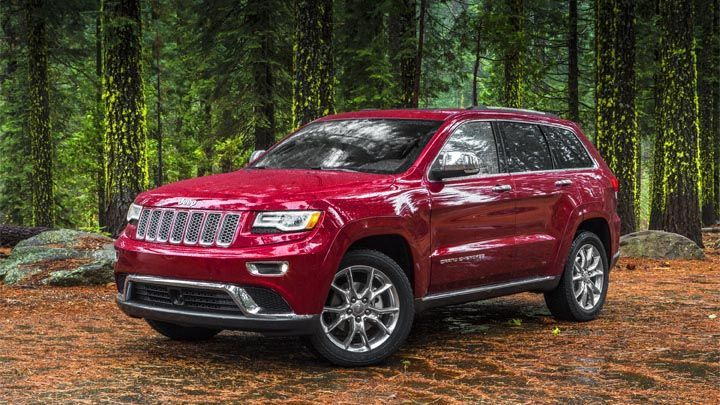 Official 2014 Jeep Grand Cherokee Photo Gallery Jeep Grand